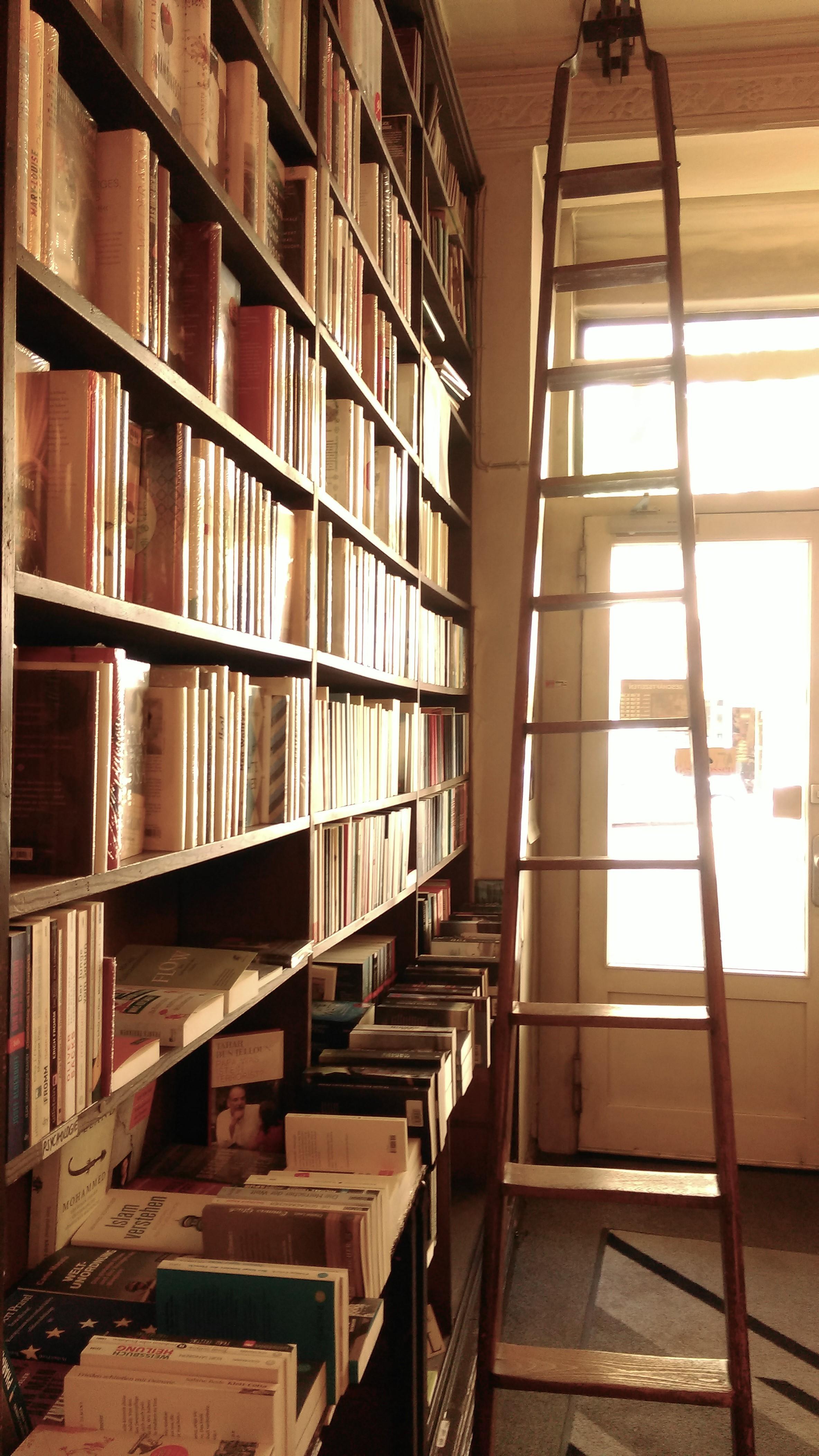 Buchhandlung Auerbach